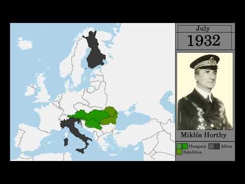 (Alternate) Short restoring of Austria-Hungary