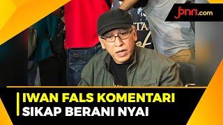 Iwan Fals Komentari Sikap Berani Nikita Mirzani Lawan Pendukung Puan Maharani - JPNN.com