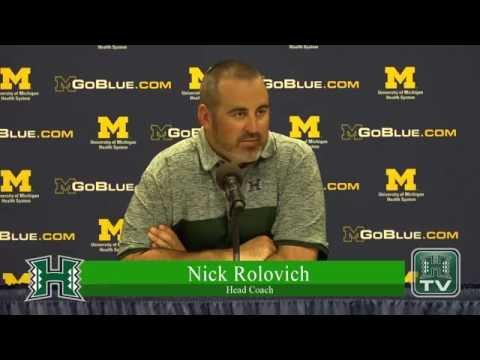 Nick Rolovich