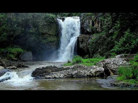 Beautiful HD Free Background Video Waterfalls Download Animation Ultra 4K