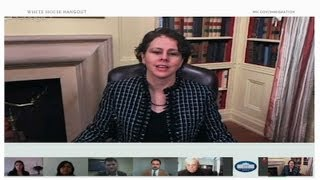 White House Hangout with Cecilia Muñoz on Immigration Reform