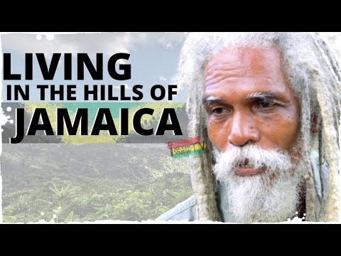 Living In The Hills of Jamaica (Icient of Days) | Prof - I