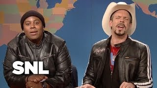 Weekend Update: LL Cool J and Brad Paisley - Saturday Night Live