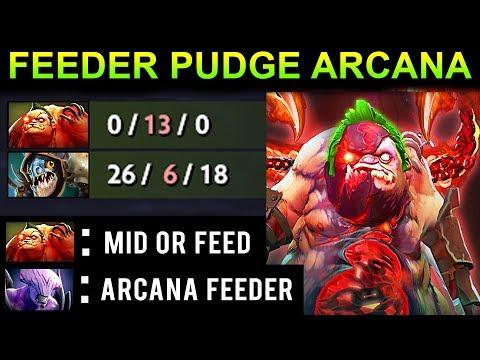 FEEDER PUDGE ARCANA SLARK COMEBACK - DOTA 2 PATCH 7.12 NEW META GAMEPLAY #69 thumbnail
