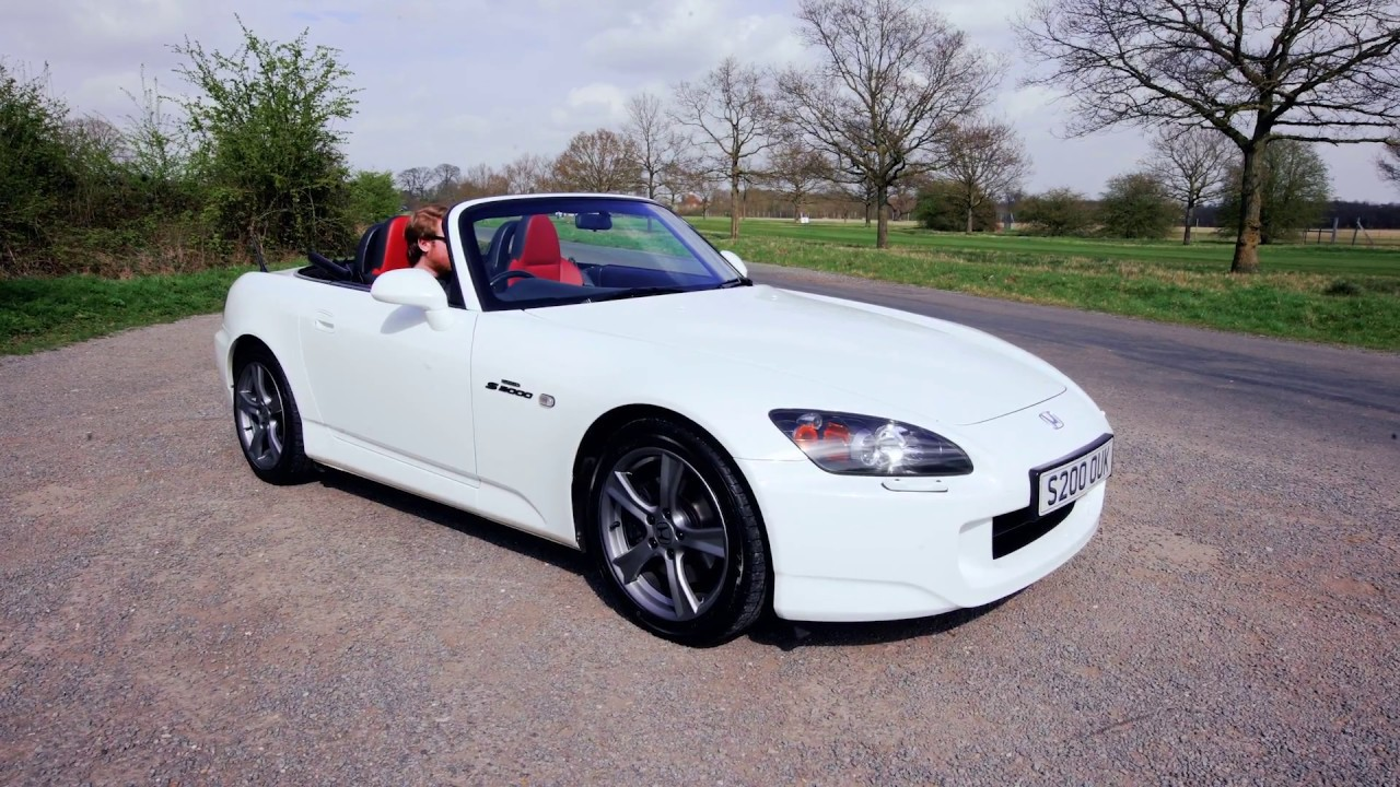 2017 Honda S2000 >> Honda Heritage: S2000 Edition 100 - YouTube