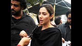 Mahira Khan Comes Out to Join Peaceful Protest | Justice for Zainab |