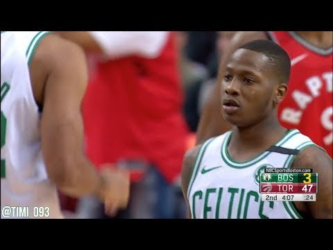 Terry Rozier Highlights vs Toronto Raptors (18 pts, 5 reb, 4 ast)