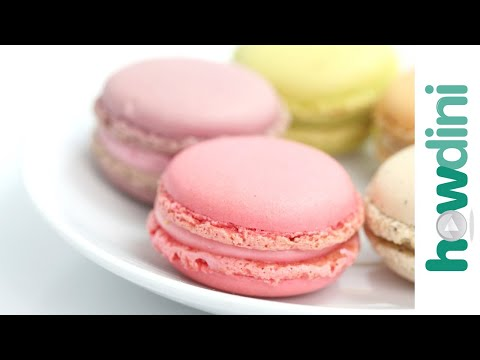 how-to-make-french-macarons