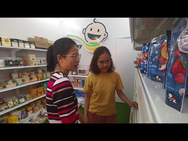 THỰC PHẨM HỮU CƠ CHO BÉ ĂN DẶM MESOY SHOP (VIDEO 4K)