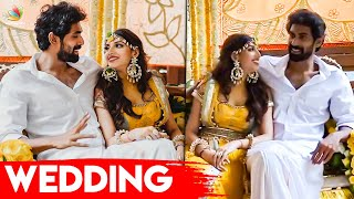 Full Video: Rana Daggubati's Romantic Pre-Wedding Function | Miheeka Bajajm, Haldi, Samantha - 07-08-2020 Tamil Cinema News