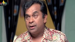Telugu Movie Comedy Scenes | Vol - 2 | Brahmanandam Comedy Scenes Back to Back | Sri Balaji Video