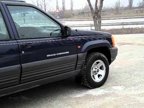 jeep grand cherokee 2 5 td limited youtube rh youtube com