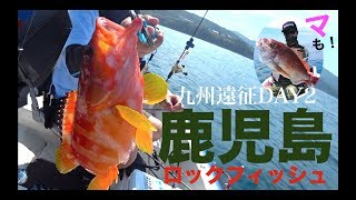 九州最南、鹿児島沖でハタを狙う 編【九州遠征DAY2】釣れない釣り師CHANNELコラボ
