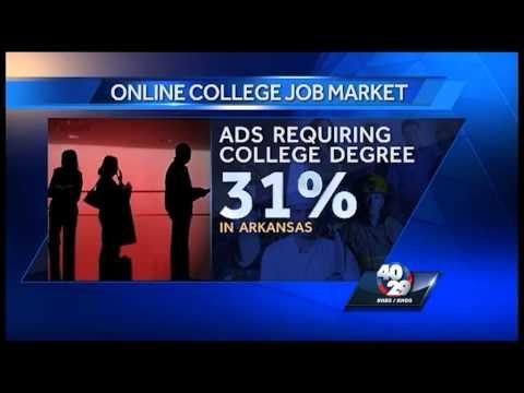 The Future of Jobs in Arkansas