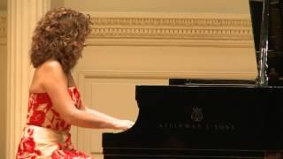 Piazzolla Tango Chau Paris - Cristiana Pegoraro, piano