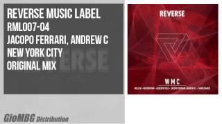 Jacopo Ferrari, Andrew C - New York City [Original Mix] RML007