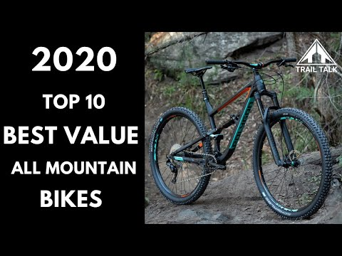 2020 Top 10 Best Value All Mountain Bikes (Buyers Guide)