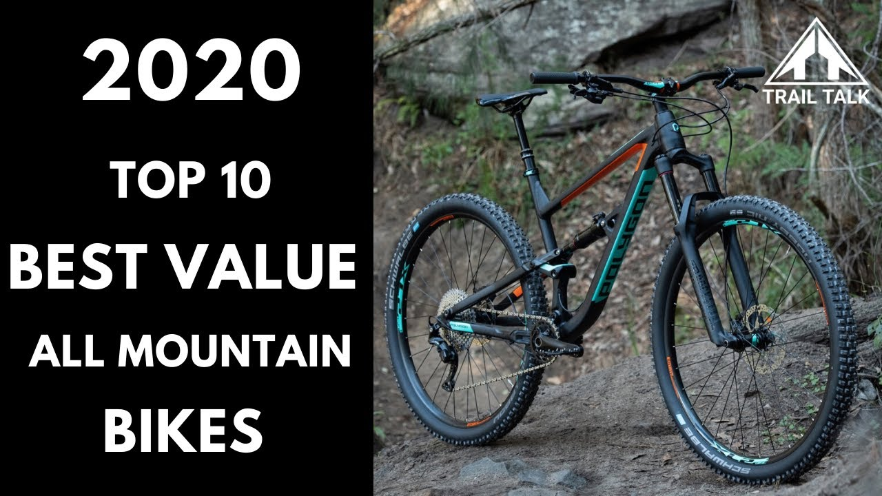2020 Top 10 Best Value All Mountain Bikes Buyers Guide Youtube