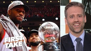 Download Kawhi is the best player on the planet after dominating the Bucks - Max Kellerman | First Take Mp3 and Videos