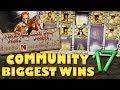 CasinoGrounds Community Biggest Wins #17 / 2018