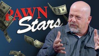 Pawn Stars tells us what makes retro tech valuable (ft. Rick Harrison)