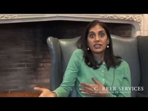 Find things that matter to you and then create things around them   Asha Rangappa '96