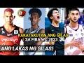 Ang mga player na magpapalakas sa Gilas sa FIBA WORLD CUP 2023!
