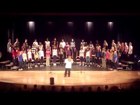 Fort Riley Middle School - I See Fire   2014