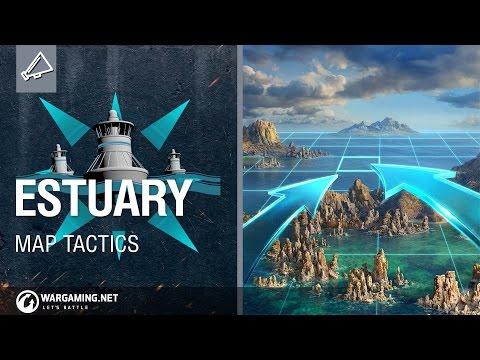 [Map Tactics] Estuary