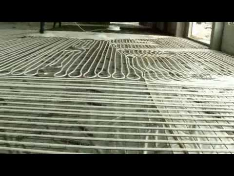 Rothermo Vloerverwarming BV Demo  YouTube