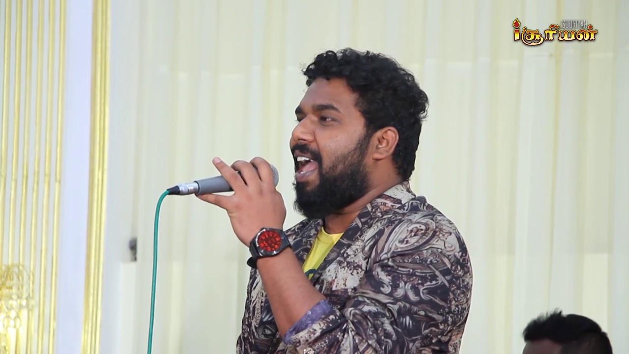 airtel super singer diwakar finale performance