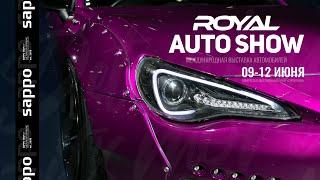 SAPPODETAILING™ на Royal Auto Show 2018