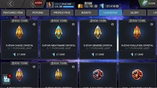 Grading All New 5-Star Dungeon Crystals From Best To Worst Value