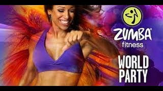 Zumba Fitness: World Party (Wii U) Review!