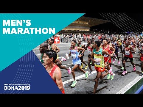 Men's Marathon | World Athletics Championships Doha 2019