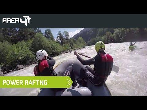 Powerrafting   AREA 47 - Tirol