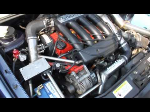 2.0 16V ABF Turbo + Kompressor