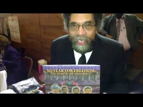 Dr. Cornel West Gives Friendship 9 Book Two Thumbs Up!