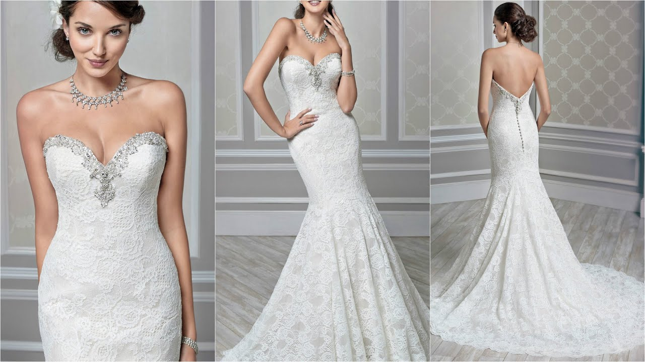 Wedding Dress Styles: Elegant Wedding Dresses