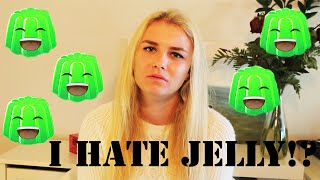 I DON'T LIKE JELLY! (Q&A)
