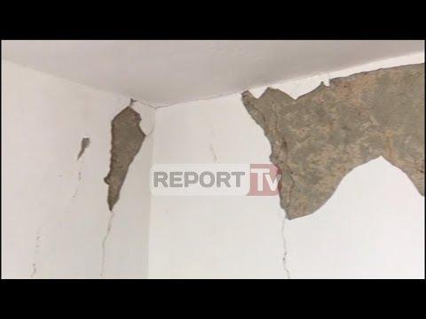 Report TV - 14 lëkundje tërmeti trondisin Vlorën, dëmtime në banesa