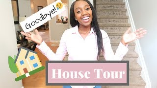WALK THROUGH OLD HOUSE TOUR | Goodbye to Our First Home | DIY Home Decor Tour