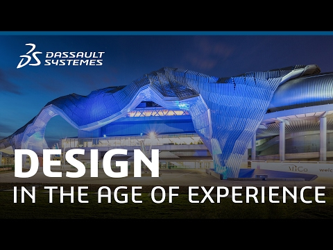 Design in the Age of Experience 2017 in Milan - Teaser - Dassault Systèmes