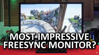 benQ XL2730Z Freesync Monitor Review