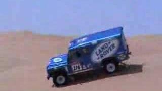 vuclip Team Saluki - UAE Desert Challenge 2004