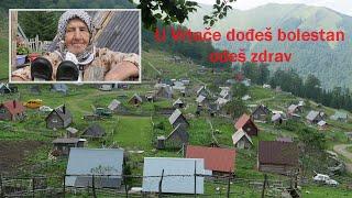 Najstarija pastirica u BiH, želi bolji put u Vrtaču