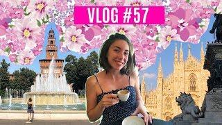 Vlog in Italian #57 - A Milano con i miei amici