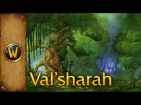 World of Warcraft - Music & Ambience - Val'sharah