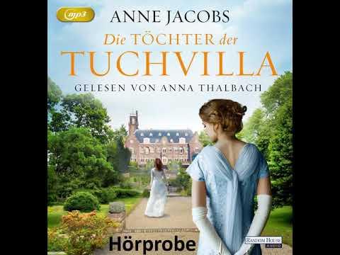 Die Töchter der Tuchvilla (Die Tuchvilla-Saga 2) YouTube Hörbuch Trailer auf Deutsch