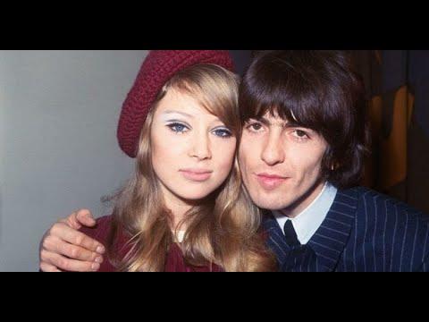George Harrison & Pattie Boyd/ HISTORIAS BEATLE